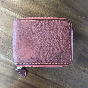 Henry Cotton's Vintage Leather Wallet
